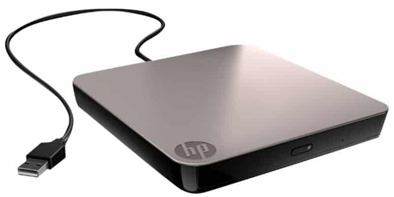 بررسی دلیل بوت نشدن سرور HP از DVD درایو اکسترنال