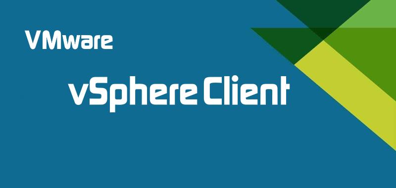 دانلود نرم افزار vSphere Client 6.0 آپدیت 3