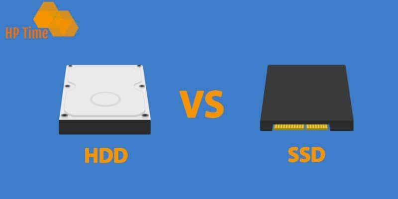 تفاوت هارد دیسک های HDD با SSD