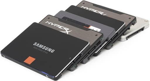 درایو SSD برای سرورhp