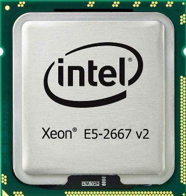 پردازنده اینتل زئون مدل E5-2667 با فرکانس 3.2گیگاهرتز