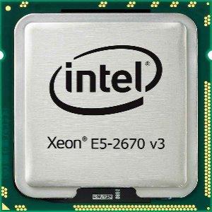 پردازنده Intel Xeon E5-2670 v3